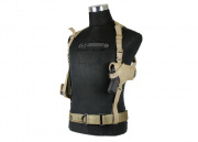 (Discontinued) UTG Shoulder Holster (TAN)