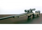 Action Army AAC Project A Bolt Action Spring Sniper Rifle Airsoft Gun