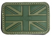 Emerson UK Flag PVC Patch (OD Green)
