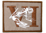 Lancer Tactical Seal Team 6Frog Patch