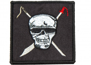 Lancer Tactical Seal Team 5 Bravo Embroidery Patch