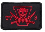 Emerson NSW Patch (Black/Red)