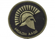 Lancer Tactical Molan Labe Patch