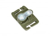 FMA S-Lite MOLLE System Strobe Light ( Foliage / Blue Light )