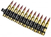 Lancer Tactical 5.56mm NATO Linked Dummy Rounds (x12)