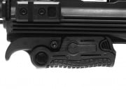 Lancer Tactical AB163 Extendable Folding Vertical Grip (Black)