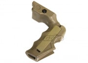 Lancer Tactical Magwell Grip For M4 (Dark Earth)