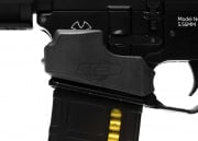 Lancer Tactical Rubber NQ Magwell Grip (Black)