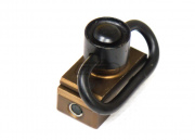 Emerson QD Rail Sling Swivel (Tan)