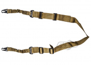 Emerson Tactical 2 Point Bungee Sling (Tan)