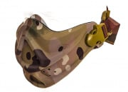 Emerson Neoprene Hard Foam Lower Face Mask (Camo)
