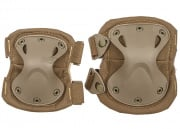 Emerson Tactical Quick Release Elbow & Knee Pad Set (Tan)