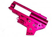 Lancer Tactical Version 2 8mm QD Gearbox Shell w/ Bearings (Red)