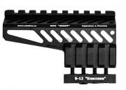 Asura Dynamics B12 Additional Upper Huadguard Rail for AK