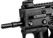 Angry Gun Steel Flash Hider for KWA Kriss Vector (16mm/CW)