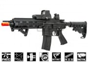 AGM 614 LE Advanced CQB Carbine AEG Airsoft Gun (Black)