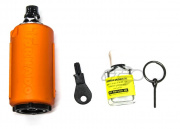 Airsoft Innovations Tornado Timer Grenade (Orange)