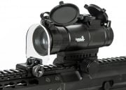Aim Sports Clear Lens Protector for Tactical Scope Red Dot
