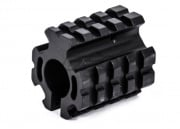 Aim Sports M4/M16 Quad-Rail Gas Block Mount