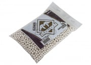 Amp Tactical Match Grade .25g 2500 ct. BBs (White)