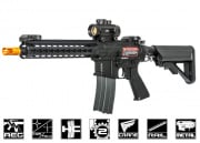 Apex Full Metal R5 M10 Battlemod GEN 2 AEG Airsoft Gun (Black)