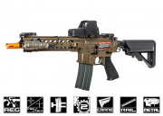 Apex Full Metal R5 M10 Carbine AEG Airsoft Gun (Bronze)