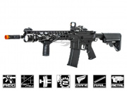 "APS Conception Series Full Metal ASR114 Spyder 12.5"" KeyMod Match Grade M4 AEG Airsoft Gun"