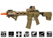 ARES Amoeba Polymer M4 Carbine w/ Electronic Trigger System Airsoft Gun (Dark Earth)