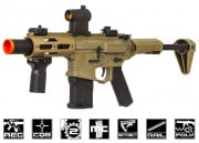 Ares Amoeba AM015 M4 Micro AEG Airsoft Gun (Dark Earth)