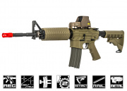 ARES M4 Carbine Full Metal Airsoft Gun (Dark Earth)