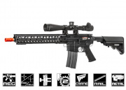 "ARES Full Metal M4E URX 3.1 13.5"" Full Length Carbine w/ Electronic Trigger System Airsoft Gun"