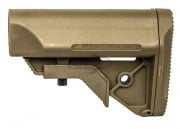 ARES Amoeba Crane Stock for M4/M16 Style 1 (Dark Earth)