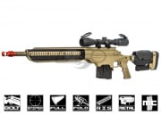 ASG Bolt Action Ashbury ASW338LM Spring Sniper Rifle Airsoft Gun (by VFC) (Tan)