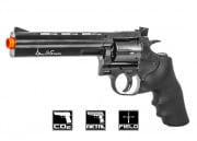 "ASG Dan Wesson 715 6"" CO2 .357 BB Revolver Airsoft Gun (Steel Grey)"