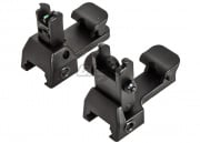 ASG Detachable Flip Up Sight (Front and Rear)