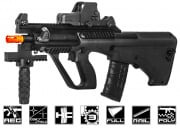 ASG Steyr AUG A3 XS Commando AEG Airsoft Gun (Black)