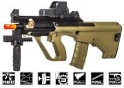 ASG Steyr AUG A3 XS Commando AEG Airsoft Gun (Tan)