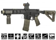"Airsoft GI Custom "" The Delta Lima Ghost "" Airsoft Rifle"