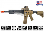Airsoft GI G4-A1 Knight Armament URX3 Carbine AEG Airsoft Gun (No Iron Sights)