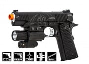 Blackwater Full Metal 1911A1 CO2 Blowback Pistol Airsoft Gun