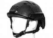 Bravo BJ Helmet Version 2 (Black)