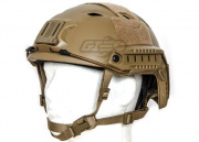 Bravo BJ Helmet Version 2 (Tan)