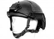 Bravo MH Helmet Version 2 (Black)