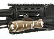Bravo Airsoft Mini Scout Tactical Flashlight (Dark Earth)
