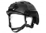 Bravo PJ Helmet Version 2 ( Black )
