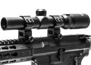 Bravo Airsoft Scope #4: 1.25-4.5x26E Non-Illuminated Short Dot