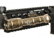 Bravo Airsoft Full Size Scout Tactical Flashlight (Dark Earth)