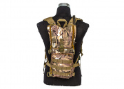 Lancer Tactical Lightweight Hydration Pack (Camo)