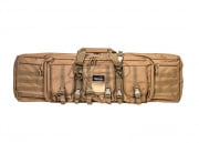 "Lancer Tactical Gun Bag 42"" single compartment, Tan"