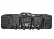 "Lancer Tactical Gun Bag 46"" single compartment, Black"